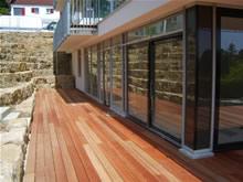 bangkirai kd hartholz terrassendielen. Black Bedroom Furniture Sets. Home Design Ideas